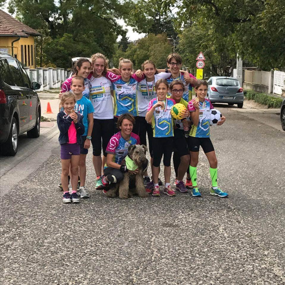 Castoros versenyzőink remekül helytálltak a diósdi futóversenyen
