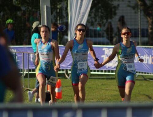 Tisza Triatlon 2019 Klubcsapat OB