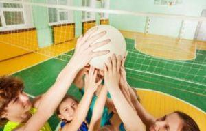 Röplabda oktatás a XI. kerületben a Castors Se-nél