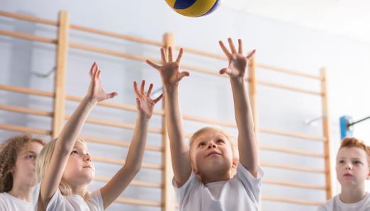 Röplabda gyerekeknek a XI. kerületben Újbudán a Castor SE-nél